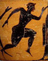 The First Marathon Run, The history of Phidippides   Running a marathon   Scoop.it