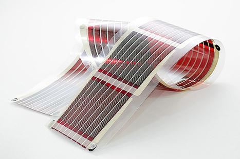Le photovoltaïque organique fait un bon de géant grâce à une découverte | Géographie : les dernières nouvelles de la toile. | Scoop.it
