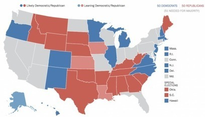 Democrats now have a 51 percent chance of holding the Senate | Black People News | Scoop.it