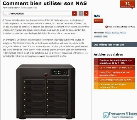 Le Comment bien utiliser son NAS | netnavig | Scoop.it