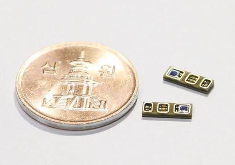 LG Announces Ultra Slim Optical Biometric Sensor For Smartphones - Geeky Gadgets | Iris Scans and Biometrics | Scoop.it