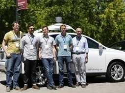 Self-driving cars to be 'reality' - ITWeb | Peer2Politics | Scoop.it