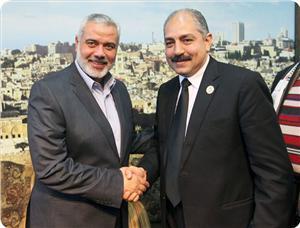 Haniyeh: la sécurité de l'Egypte est la nôtre | Égypt-actus | Scoop.it