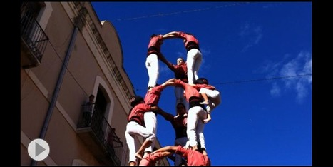 Catalonia's human towers rise even as Spain's economy sinks | AngloCatalan Affairs | Scoop.it