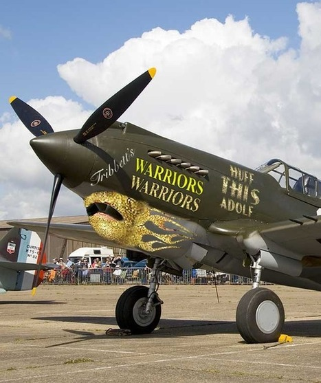 FARK.com: (6971559) Photoshop Theme: Photoshop an Internet meme in the style of WWII airplane nose art | WW2 Bomber - Nose Art | Scoop.it