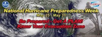 Officials: Now is the time to prepare for hurricane season | Hurricane Sandy Exploring I