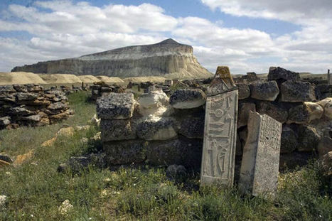 Built by the Huns? Ancient Stone Monuments Discovered Along Caspian   LGN   Scoop.it