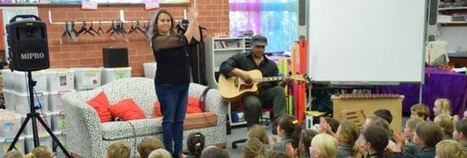 Noongar Language and Music workshops | Aboriginal and Torres Strait Islander histories and culture | Scoop.it