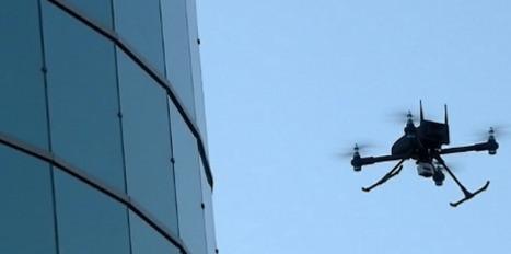 Des drones pour scanner les édifices historiques | GeekMag.fr | Scoop.it