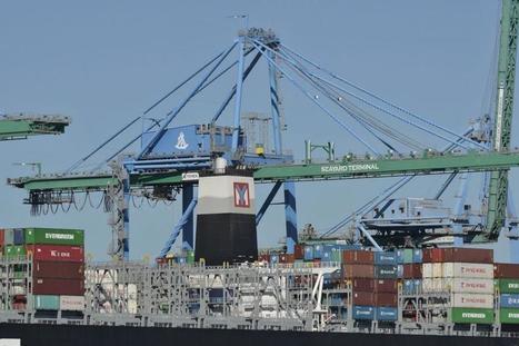 Marseille-Fos: Le trafic portuaire des 9 premiers mois de l'année | Mer & Enseignements | Scoop.it
