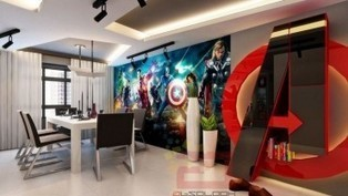 Avengers Themed House | Fortress of Solitude | Scoop.it