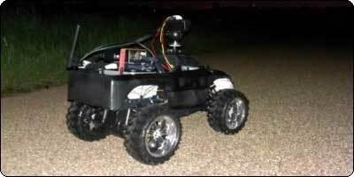 Un drone terrestre amateur piloté par une Raspberry Pi - Blogeee.net (Blog)   FabLab - DIY - 3D printing- Maker   Scoop.it