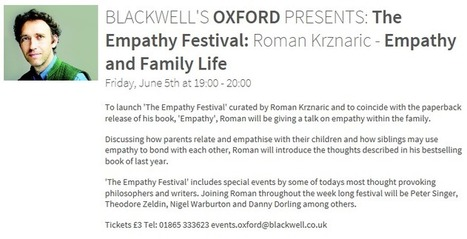 Empathy Festival - Empathy and Family Life | Empathic Family & Parenting | Scoop.it