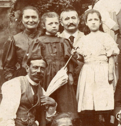 De l'intérêt de publier ses photos anciennes | Rhit Genealogie | Scoop.it