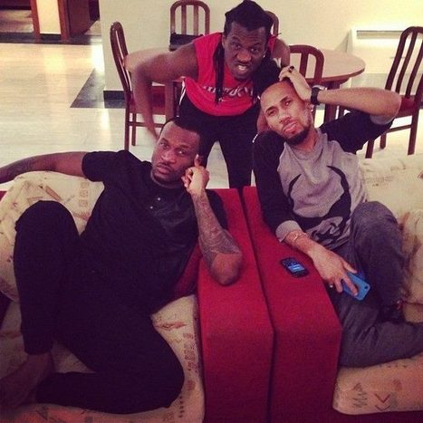 Psquare and Phyno chill together -Photo | ChachaCorner | Scoop.it