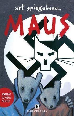 «Maus» publicado pela primeira vez num só volume em Portugal   Bibliotecas Escolares   Scoop.it