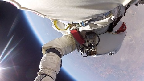 GoPro: Red Bull Stratos - The Full Story - YouTube | C'est comme si vous y étiez ! | Scoop.it