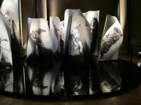 "Ernest Pignon Ernest: ""Ecstasies"" | Art Installations, Sculpture, Contemporary Art | Scoop.it"
