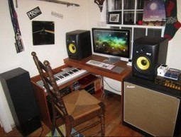 Top 7 Essentials For Setting Up a Home Recording Studio- IAMA Music News | PRODUCTION of Video Music clips and songs | Scoop.it