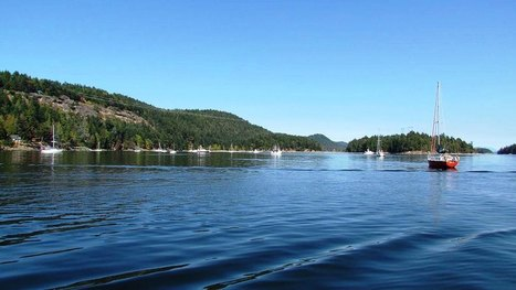 Galiano Island Tourism, Canada - Next Trip Tourism   Galiano Island Books   Scoop.it