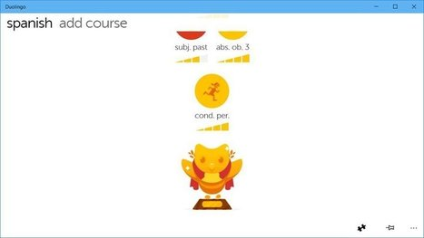 Duolingo is Now a Universal App on Windows 10 and Windows 10 Mobile - Thurrott.com (blog) | Mobile Phones and  Language Learning | Scoop.it