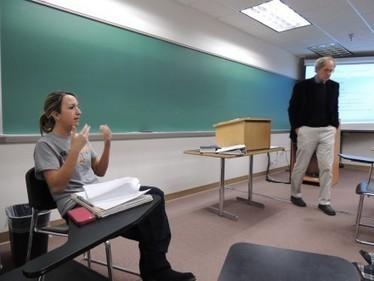 """Signs"" of Success | Keuka College News | Sign Language Interpreting | Scoop.it"