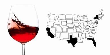 Panorama du marché américain du vin   Autour du vin   Scoop.it