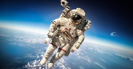 NASA calls on the Web to help design a flying space robot | Web & Media | Scoop.it