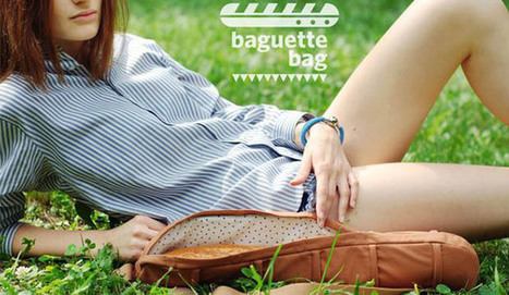 Le baguette bag, ce must have de l'été | Geek&Food.fr | Actu Boulangerie Patisserie Restauration Traiteur | Scoop.it