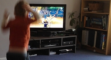 Based on Pixar stories, Kinect Rush Is a Great Game for the Whole Family | Smart Media | Scoop.it