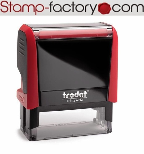 5 easy steps to replace the ink pad trodat printy 4913 - Office Stamps | Office Stamps Factory | Scoop.it