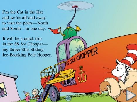 "Cat in the Hat ""Ice is Nice"" iPad App Review | iPadApps | Scoop.it"