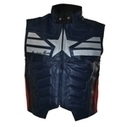 Captain America Chris Evans Cosplay Leather Jacket Coat for sale | Adidas TT10 Black Hockey Stick | Scoop.it