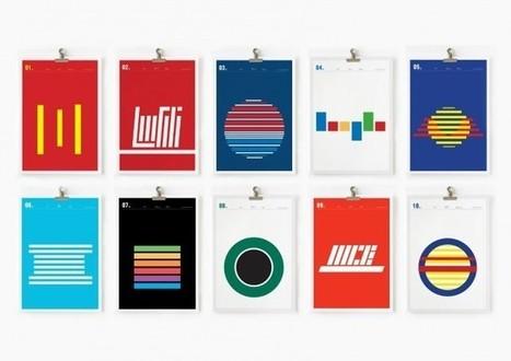 Les logos des marques les plus célèbres version graphique et simplifiée - Communication (Agro)alimentaire | Communication Agroalimentaire | Scoop.it
