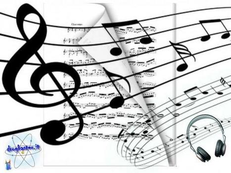 Come creare spartiti musicali con il Pc | drogbaster | Scoop.it