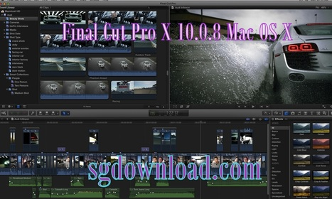 Final Cut Pro X 10.0.8 Mac OS X Free Download | Avira Internet Security 2013 Free Download | Scoop.it