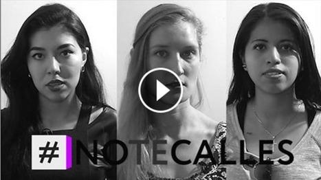Campaña #NoTeCalles, reclamo ante el acoso sexual callejero | Genera Igualdad | Scoop.it