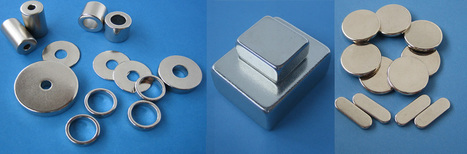 Magnets Used in Various Industries | nbvsmagnetic | Scoop.it