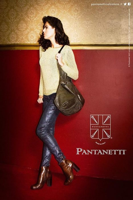 PANTANETTI shoes & Bags - Fall Winter 2013-14 | Le Marche & Fashion | Scoop.it