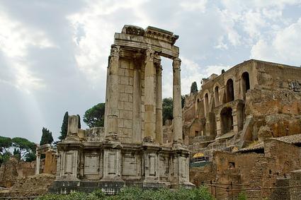 El Templo de Vesta, antigüedad de Roma | El Panteón romano | Scoop.it