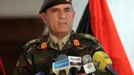 Libyan army chief resigns after deadly Benghazi clashes - LIBYA - FRANCE 24 - FRANCE 24 | Saif al Islam | Scoop.it