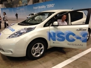 Nissan's Robot Car Finds Its Own Parking Spots - Forbes | Driverless Cars-1 | Scoop.it