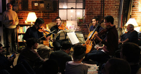 Uber, But for Millennials Who Want Orchestras in Their Living Rooms | Good Advice | Scoop.it
