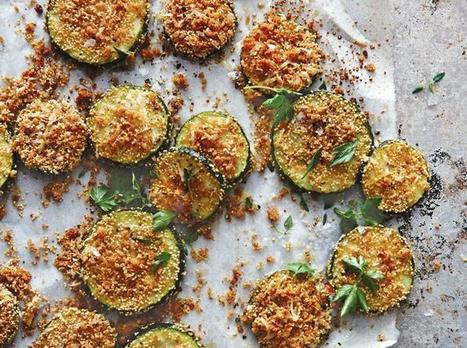 Crunchy Zucchini Chips | good looking recipes | Scoop.it