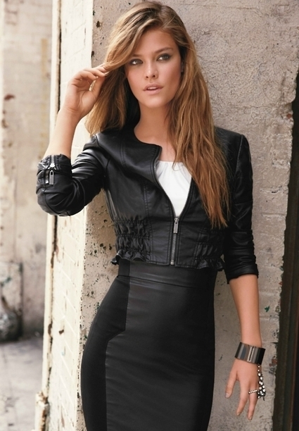 Realize The World Of Women's Leather Jackets | Leather Apparels World-Wide | Scoop.it