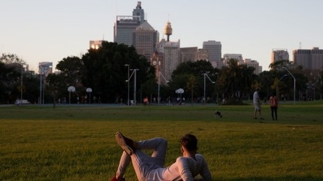 Green spaces squeezed as Sydney swells | Lorraine's  Changing Places (Nations) | Scoop.it