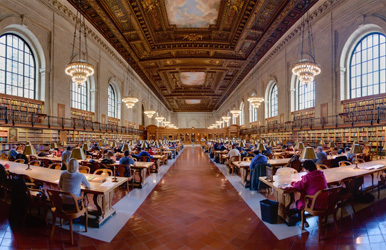 What Big Media Can Learn From the New York Public Library | Libraries and social media | Scoop.it