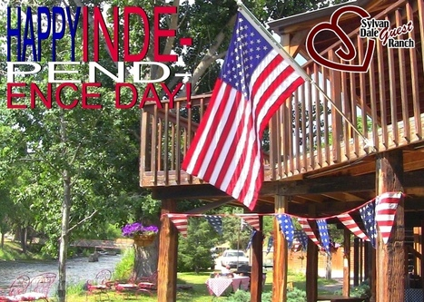 Dude Ranch Blog - Patriotic Dude Ranch Photo Journey- Happy 4th of July! - Equitrekking | Dude Ranch Vacations | Scoop.it