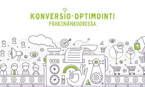 Verkkosivusto joka myy: konversio-optimointi pähkinänkuoressa | The Future of Social Media: Trends, Signals, Analysis, News | Scoop.it