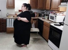 Men with 'Fat Fetish' Paid to Watch 600-Pound Donna Simpson Eat | The Global Village | Scoop.it